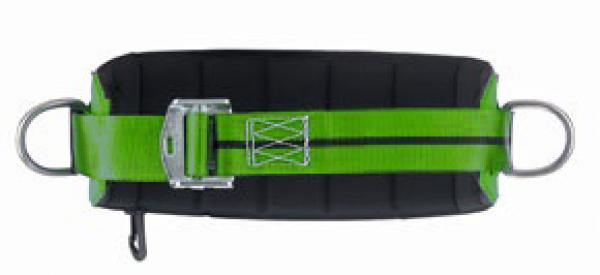 Work positioning waist belt EN 358