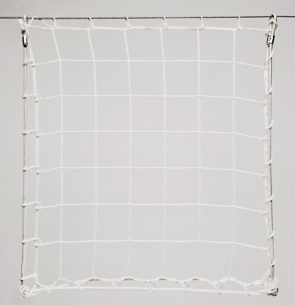 Ball catching net indoor, PP 10cm 4mm