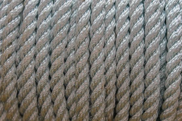 Sodrott PP kötél