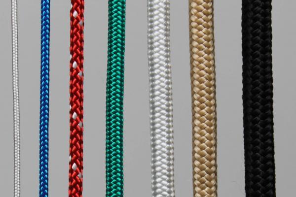 Fonatolt (körszövött) PP kötél