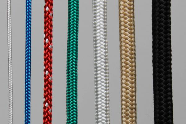 Braided PP rope