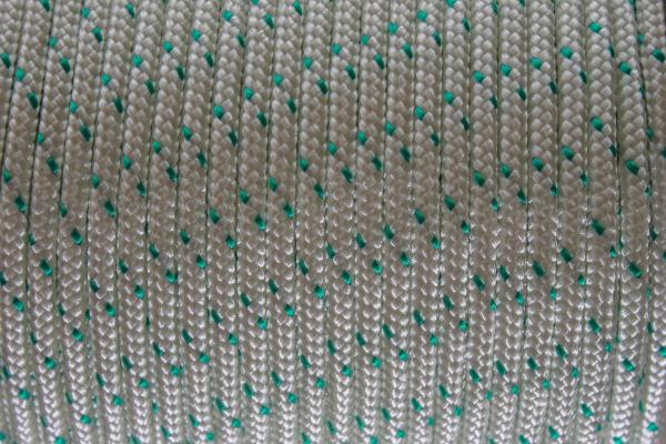 Braided PES rope