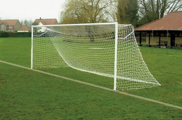 Junior foci kapuháló 5m x 2m Erősített