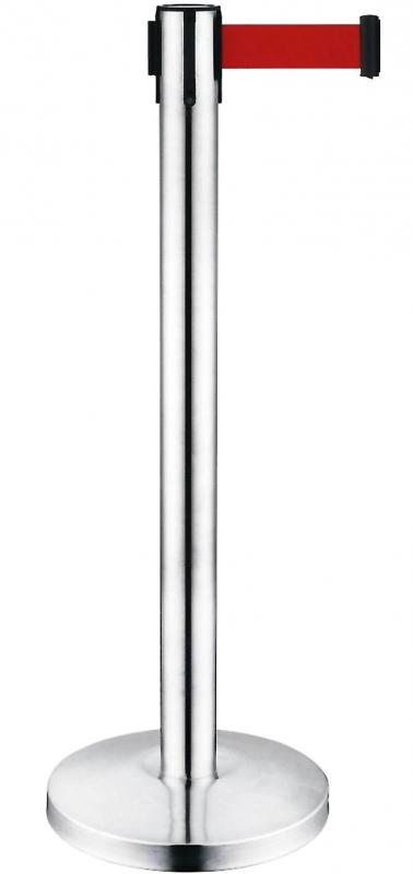 Retractable belt stanchions Maxi