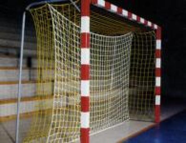 Handball catching net