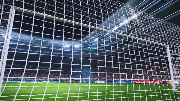 Football Goalnets, strengthened