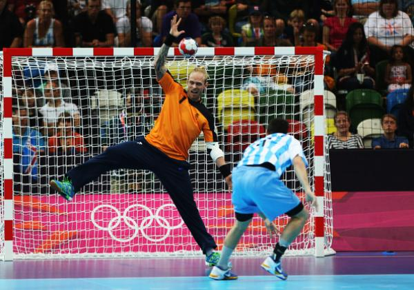 Handball Goalnets strengthened